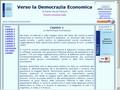 Verso la Democrazia Economica